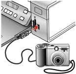 Como imprimir fotos directamente desde tu Camara