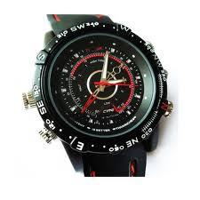 Reloj con camara de video