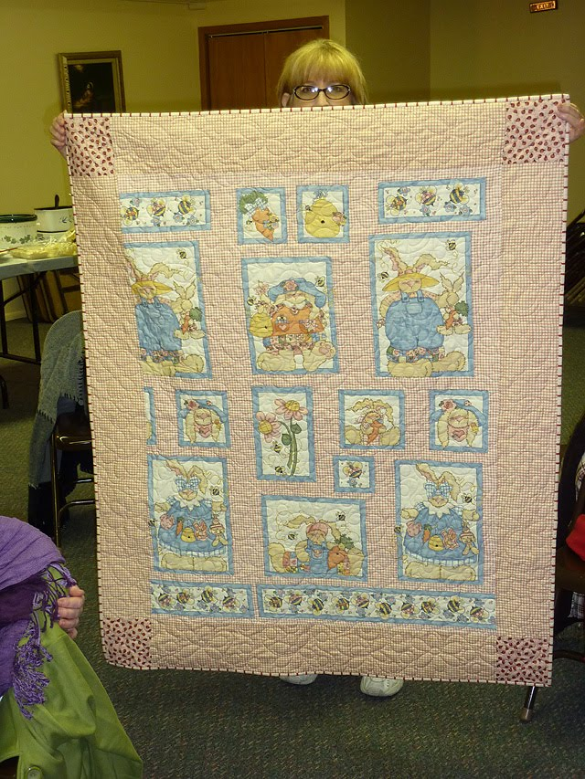 Sew Mamas: Quilt Guild Christmas Party