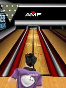 Jogo AMF Xtreme Bowling 3D para celular
