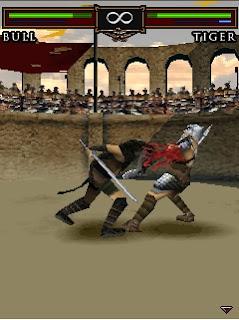 Gladiator 3D para celular