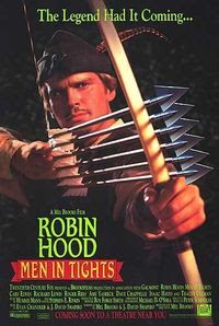 Robin Hood, Men in tights