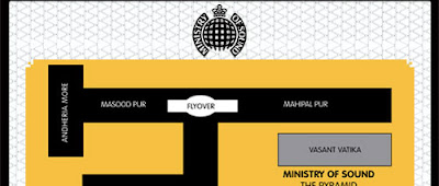 Ministry of Sound restaurant