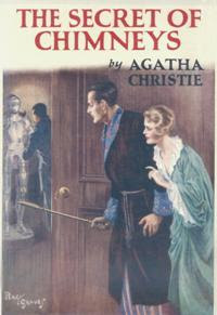 The Secret of Chimneys (published in 1925) - A book by celebrated detective author Agatha Christie