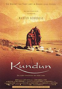 Kundun (1997) - Directed by Martin Scorsese, a film about the Dalai Lama