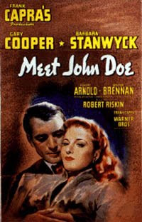 Poster of Meet John Doe (1941)