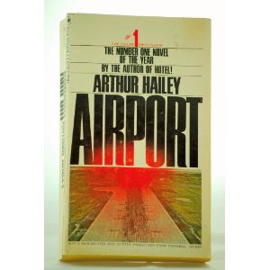 Airport By Arthur Hailey (published in 1977) - the handling of an airport during an emergency