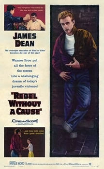 Rebel Without a Cause (1955): The James Dean classic