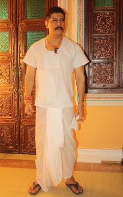 Sudesh Berry in Zee TVs Agle Janam Mohe Bitiya Hi Kijo