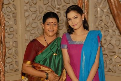 Savita Prabhune & Ankita Lokhande in Zee TV's Pavitra Risshta (Mon-Fri @ 9 pm)