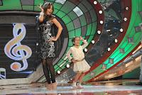 lara dancing with Afsha