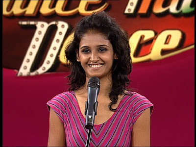 Shakti Mohan in Zee Dance Indian Dance
