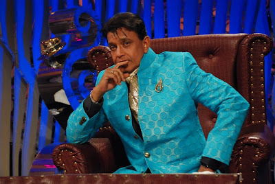 Mithun Da on Zee Dance India Dance