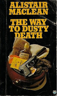 The Way to Dusty Death (Written by Alistair Maclean and published in 1973) - the story of a man's attempt to find out the truth behind an accident on the race track