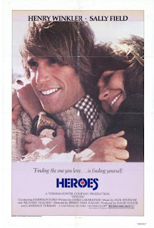 Heroes (released in 1977) - A comedy starring Henry Winkler, Sally Field and Harrison Ford