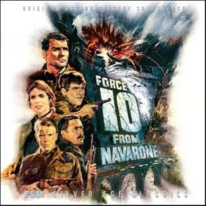 Force 10 from Navarone (released in 1978) - Robert Shaw, Edward Fox, Harrison Ford, Carl Weathers, Barbara Bach, Franco Nero and Richard Kiel