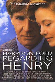 Regarding Henry (released in 1991) - starring Harrison Ford and Annette Bening