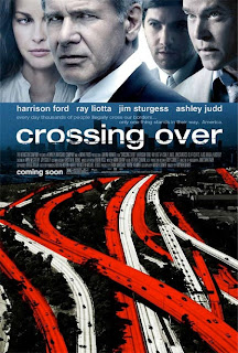 Crossing over (released in 2009) - Starring Harrison Ford and Ray Liotta