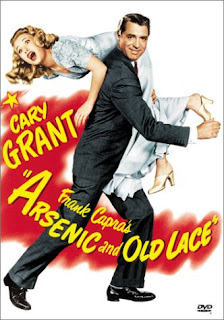 Arsenic and Old Lace (Released in 1944) - Starring Cary Grant, Josephine Hull, Jean Adair, and Raymond Massey