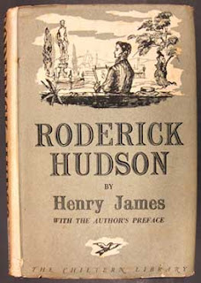 Roderick Hudson (first serialized in 1875) - Written and later revised by Henry James