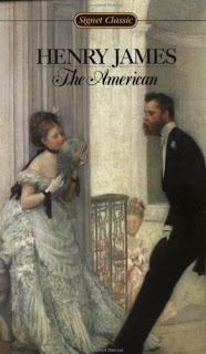 The American (published in 1877) - First published in serialized form, and then as a book, by Henry James