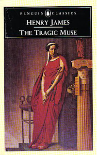 The Tragic Muse (published in 1890) - A classic written by Henry James