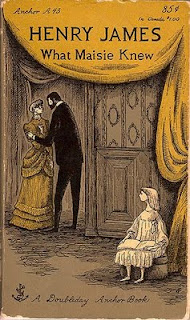 What Maisie Knew (published in 1897) - Written by Henry James