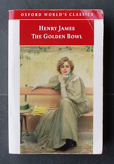 The Golden Bowl (Published in 1904) - A complex story by Henry James