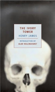 The Ivory Tower (published in 1917) - A book by Henry James, posthumously published