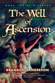 Mistborn The Well of Ascension (published in 2007) - A fantasy novel by Brandon Sanderson