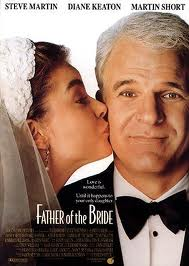 Father of the Bride (released in 1991) - Starring Steve Martin, Diane Keaton, and Kimberly Williams-Paisley