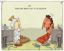 Ens veiem les cares a Facebook?