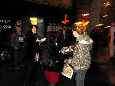 Jesus Army Streetpapers