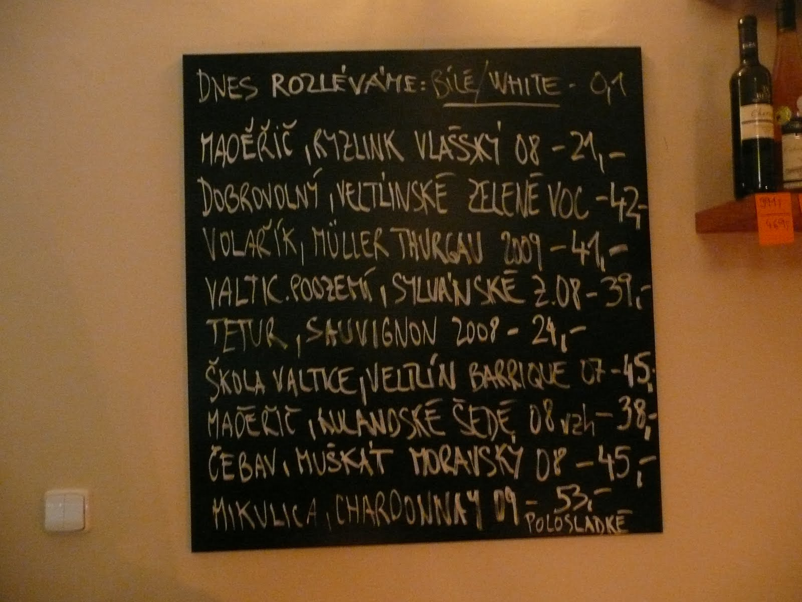 Most of them are from the Czech Republic, but Vinograf also carries a few  international wines. Vinograf is also a wine shop where you can ...