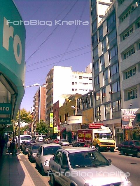 Calle Rivadavia e Independencia