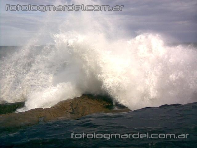 mar furioso en mardel