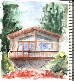 Another House - Nancy Van Blaricom