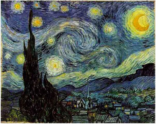 Starry Night-Van Gogh