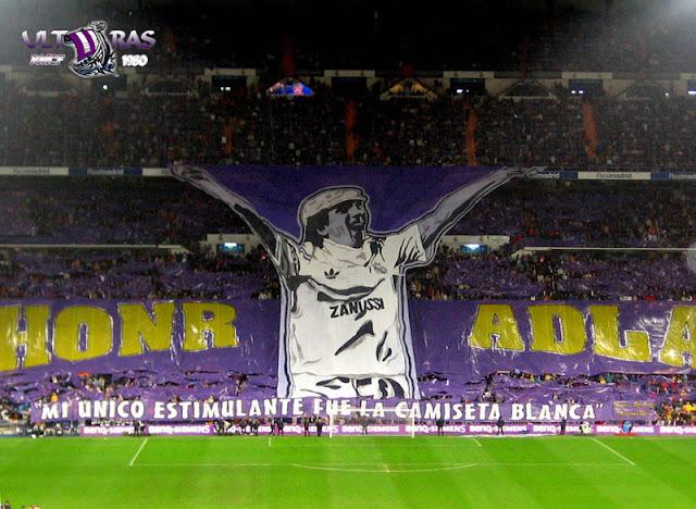 Honrad la camiseta del Madrid