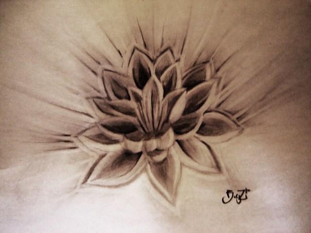 Pin fleurs de lotus tatouage fleur on pinterest - Fleur de lotus tatouage ...