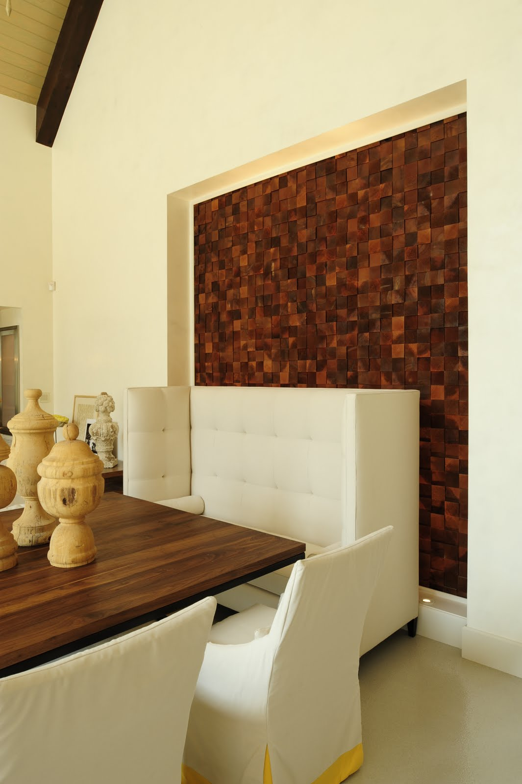 Check out Projection! Dimensional wood blocks that create dimension ...