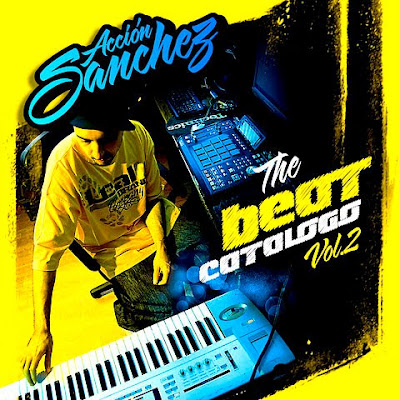 Free Download: Accin Snchez - The Beat Catlogo Vol.2 (2010)