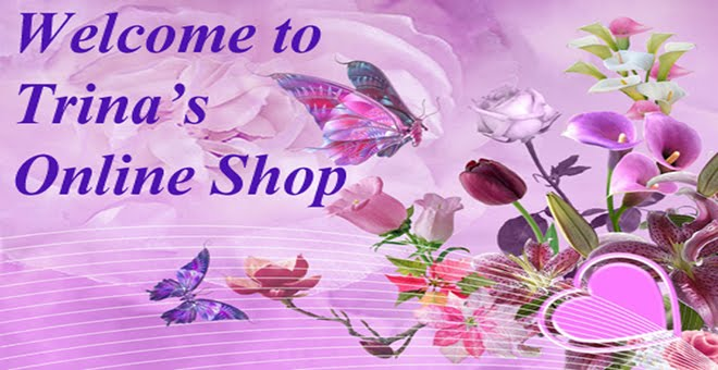 Trina's Online Shop