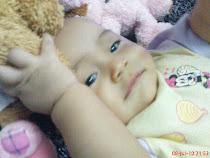 Raesa at 7 months