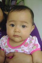 Raesa at 8 months