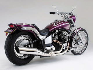 Yamaha Drag Star 400 Free Wallpaper