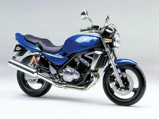 Kawasaki Balius II Bikes Babes Wallpaper