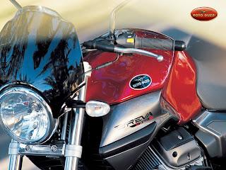 Moto Guzzi Breva V750 IE Cool Wallpaper