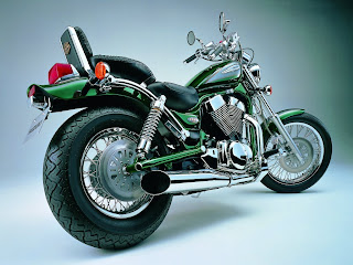 Suzuki 1400 Intruder 1998 HQ Free Wallpapers