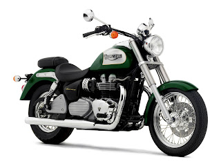 Triumph America Bikers Wallpapers